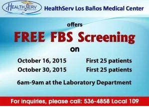 FBS (Oct 2015)