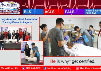 HealthServ AHA Training Center