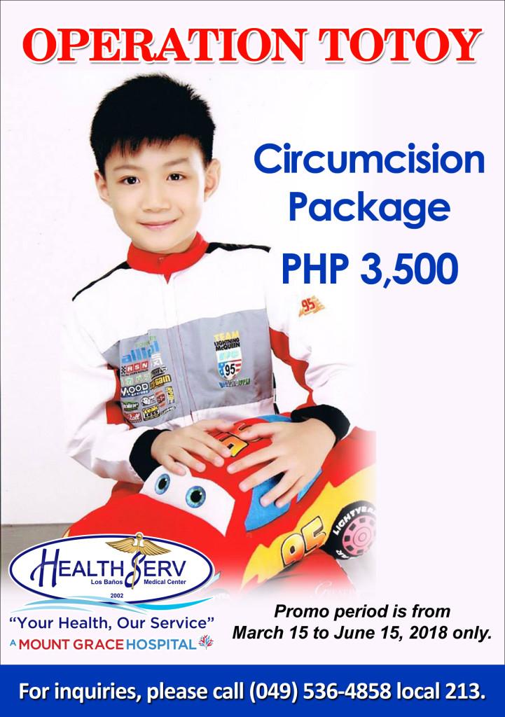 Circumcision Package