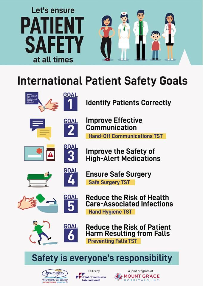 Patient Safety Healthserv Los Ba 241 Os Medical Center