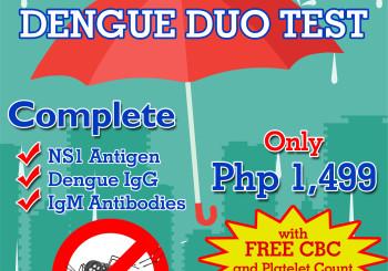 Dengue Duo Test