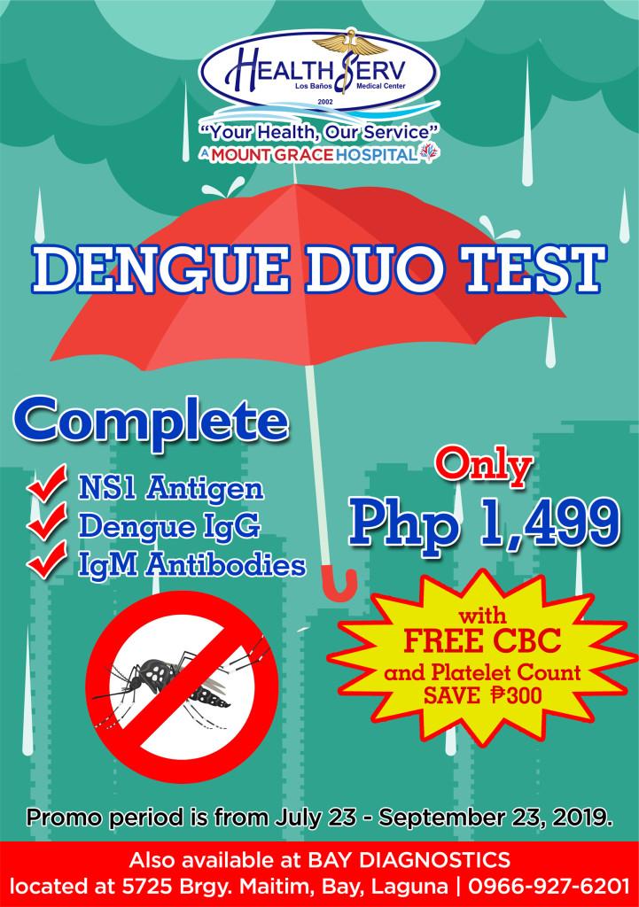 Dengue Duo Poster