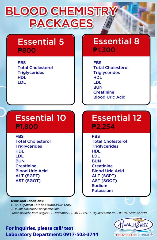 Chem - Essential